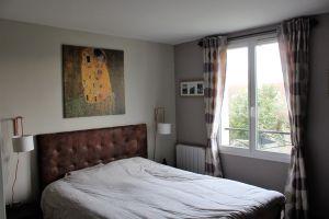 1ère chambre côté jardin. 13,00 m²