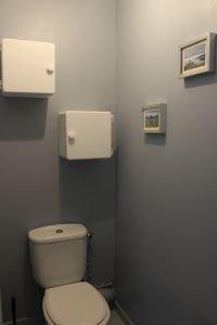 WC séparés à l'étage. 1,08 m²